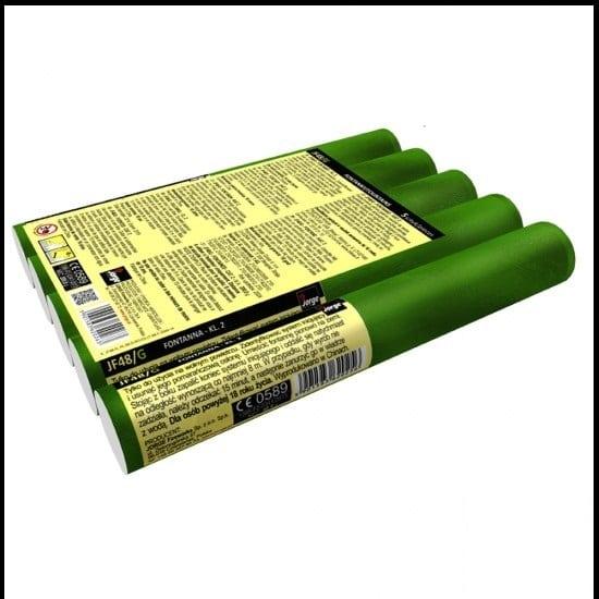 Grüne Bengalos
