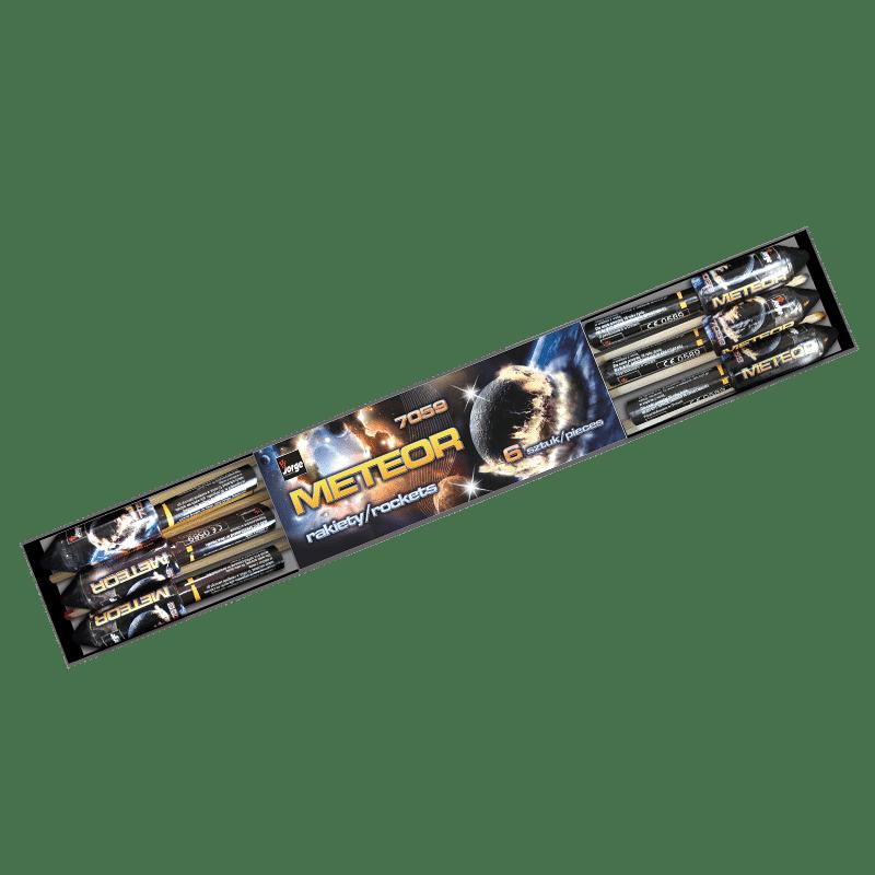 Meteor Raketen