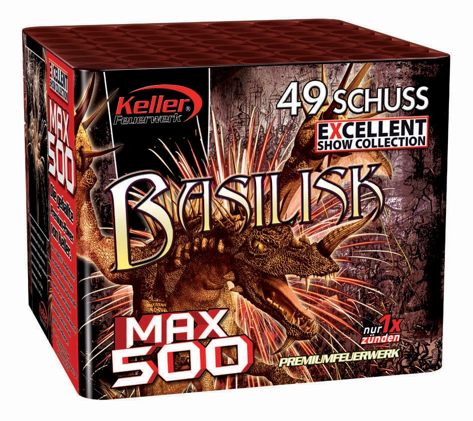 Basilisk 49 Schuss
