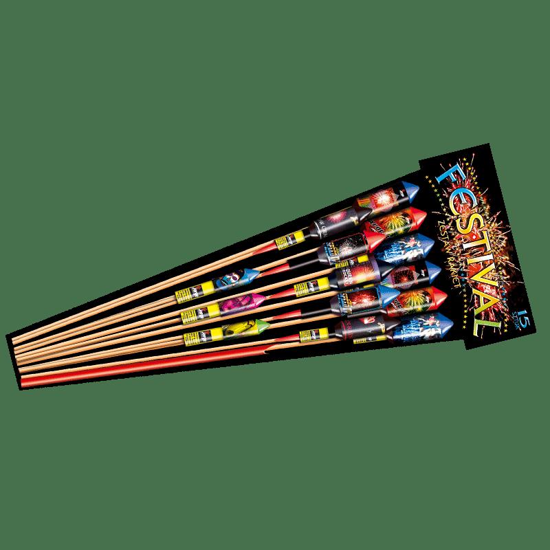 Festival Raketen
