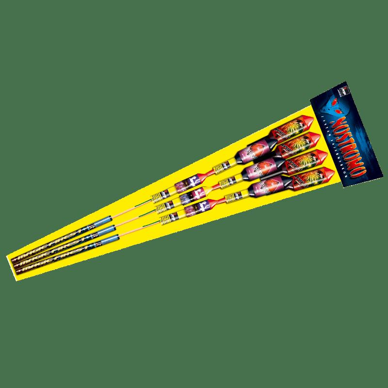 Nostromo Raketen