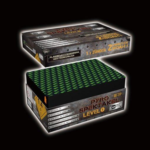 Polenböller Batterien